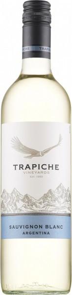 Вино Trapiche, Sauvignon Blanc, 2016