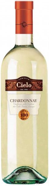 Вино Cielo e Terra, Chardonnay IGT, 2011