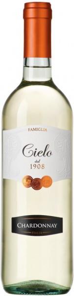 Вино Cielo e Terra, Chardonnay IGT, 2013