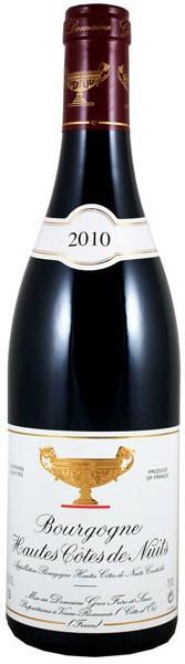 Вино Domaine Gros Frere et Soeur, Bourgogne Hautes Cotes de Nuits AOC, 2010
