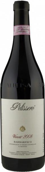 """Вино Pelissero, """"Vanotu"""", Barbaresco DOCG, 2008"""