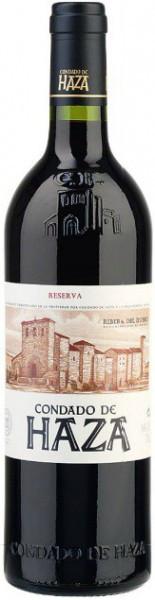 """Вино """"Condado de Haza"""" Reserva, 2008, 1.5 л"""