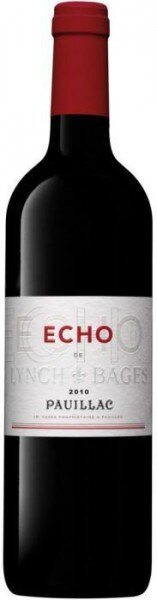 Вино Chateau Lynch Bages, Echo de Lynch Bages, Pauillac AOC, 2010