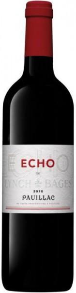 Вино Chateau Lynch Bages, Echo de Lynch Bages, Pauillac AOC, 2010