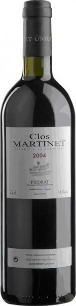 "Вино Mas Martinet, ""Clos Martinet"", Priorat DOQ, 2004"