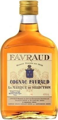 "Коньяк ""Favraud"" VS, flask, 0.2 л"