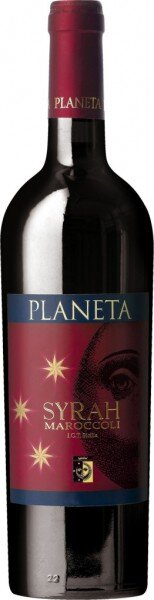 Вино Planeta, Syrah, Sicilia IGT, 2011