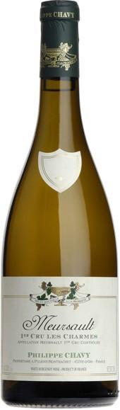 "Вино Philippe Chavy, Meursault 1er Cru ""Les Charmes"", 2010"
