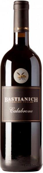"""Вино Bastianich, """"Calabrone"""", Colli Orientali del Friuli DOC, 2012"""