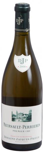 Вино Domaine Jacques Prieur, Meursault-Perrieres Premier Cru, 2008