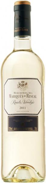 Вино Herederos del Marques de Riscal Rueda Verdejo 2011