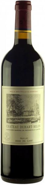 Вино Chateau Duhart-Milon Rothschild, Pauillac Grand Cru AOC, 2005