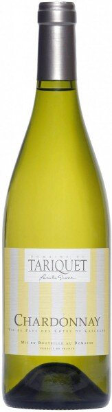 Вино Domaine du Tariquet, Chardonnay, Cotes de Gascogne VDP, 2012