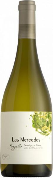 "Вино ""Las Mercedes"" Singular, Sauvignon Blanc, Maule Valley DO"