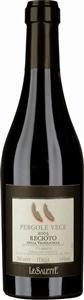 """Вино Le Salette, """"Pergole Vece"""" Recioto, Valpolicella DOC Classico, 2007, 0.5 л"""