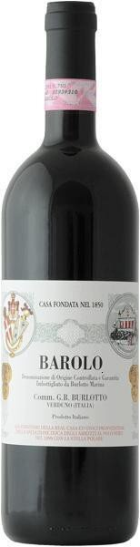 Вино G.B. Burlotto, Barolo DOCG, 2008