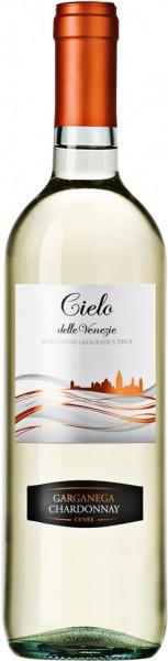 Вино Garganega & Chardonnay, IGT delle Venezie, 2015