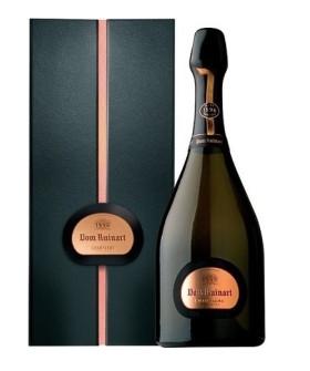 Шампанское Dom Ruinart Rose Brut 1996 gift box 0.75л