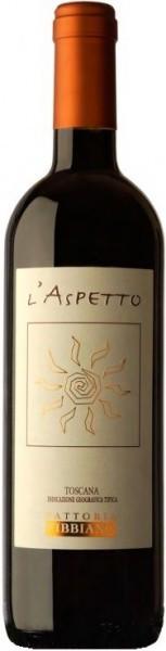 """Вино Fattoria Fibbiano, """"L'Aspetto"""", Toscana IGT, 2011"""