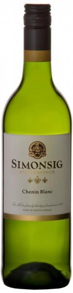 Вино Simonsig, Chenin Blanc, 2013