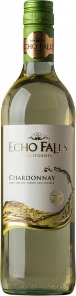 "Вино ""Echo Falls"" Chardonnay, 2013"