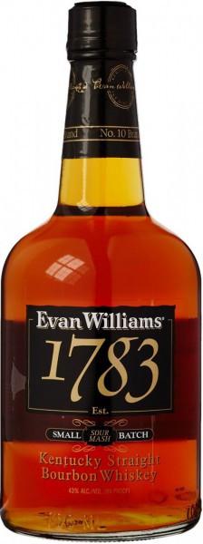 "Виски ""Evan Williams 1783"", 0.75 л"