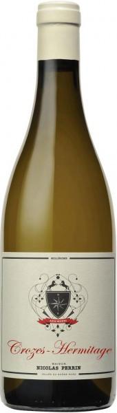 Вино Maison Nicolas Perrin, Crozes-Hermitage Blanc, 2010
