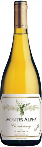 "Вино Montes, ""Alpha"" Chardonnay, 2011"