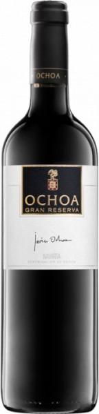 """Вино """"Ochoa"""" Gran Reserva, 2007"""
