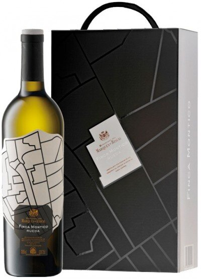 "Вино ""Finca Montico"", Rueda DO, 2012, gift box"