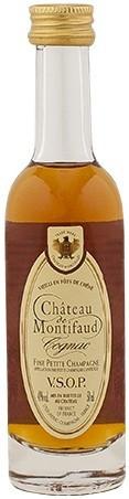 Коньяк Chateau de Montifaud VSOP, Fine Petite Champagne AOC, 50 мл