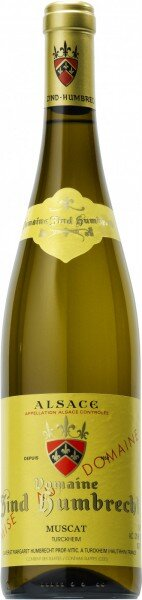 "Вино Zind-Humbrecht, Muscat ""Turckheim"", Alsace AOC, 2014"