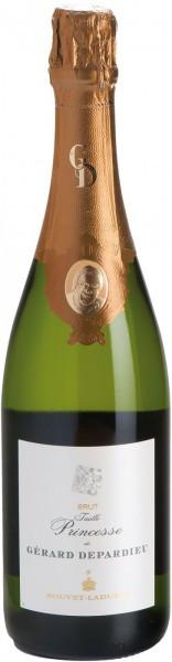 """Игристое вино Bouvet Ladubay, """"Taille Princesse"""" de Gerard Depardieu, Brut, Saumur AOC, 2009"""