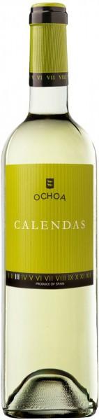 "Вино Ochoa, ""Calendas"" Blanco, 2014"