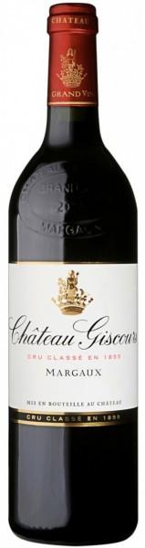 Вино Chateau Giscours, Margaux AOC 3-me Grand Cru, 2010