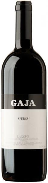 """Вино Gaja, """"Sperss"""", Langhe DOC, 2013"""