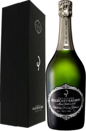 """Шампанское Billecart-Salmon, """"Cuvee Nicolas Francois Billecart"""", 1999, gift box"""
