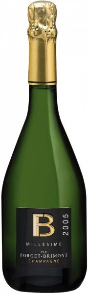 Шампанское Forget-Brimont, Millesime Brut Premier Cru, Champagne AOC, 2005