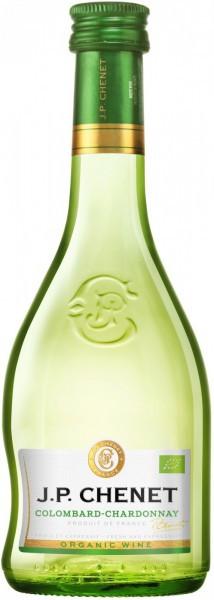 Вино J. P. Chenet, Colombard-Chardonnay, Vin de France, 0.187 л