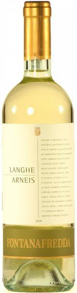 Вино Fontanafredda, Arneis, Langhe DOC, 2010