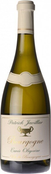 "Вино Patrick Javillier, Bourgogne Blanc ""Cuvee Oligocene"" AOC, 2013"