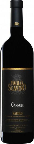 "Вино Paolo Scavino, ""Cannubi"", Barolo DOCG, 2003"