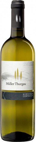 Вино Kurtatsch, Muller Thurgau, 2014