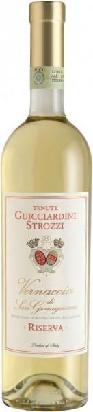 Вино Guicciardini Strozzi, Vernaccia di San Gimignano DOCG Riserva, 2014