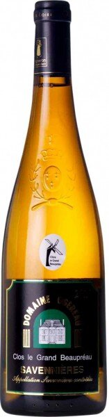 Вино Domaine Ogereau, Clos le Grand Beaupreau, Savennieres AOC, 2008