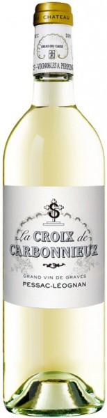 """Вино """"La Croix de Carbonnieux"""" Blanc, Pessac-Leognan AOC, 2012"""