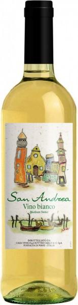 """Вино Botter, """"San Andrea"""" Bianco Semi-sweet"""