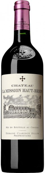 Вино Chateau La Mission Haut-Brion, Pessac-Leognan AOC Cru Classe de Graves, 2002, 0.375 л