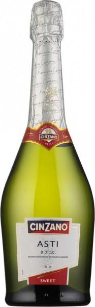 Игристое вино Cinzano, Asti Spumante DOCG