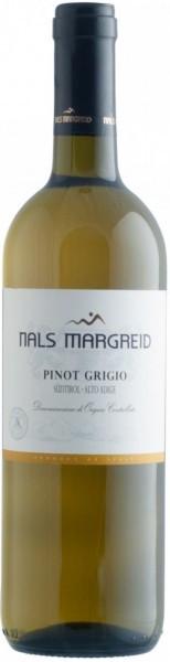 Вино Nals-Margreid, Pinot Grigio, Sudtirol Alto Adige DOC, 2014